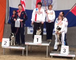 All-Around World Agility Champions-Maxi