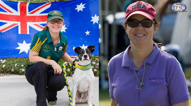 IFCS Interviews: Cathy Slot – Team Australia